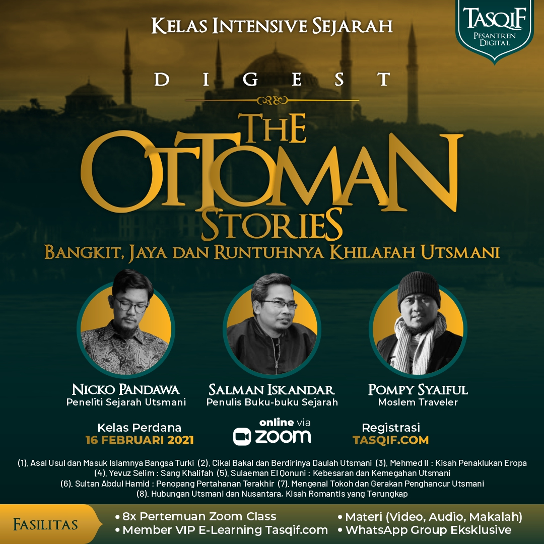 The Ottoman Stories