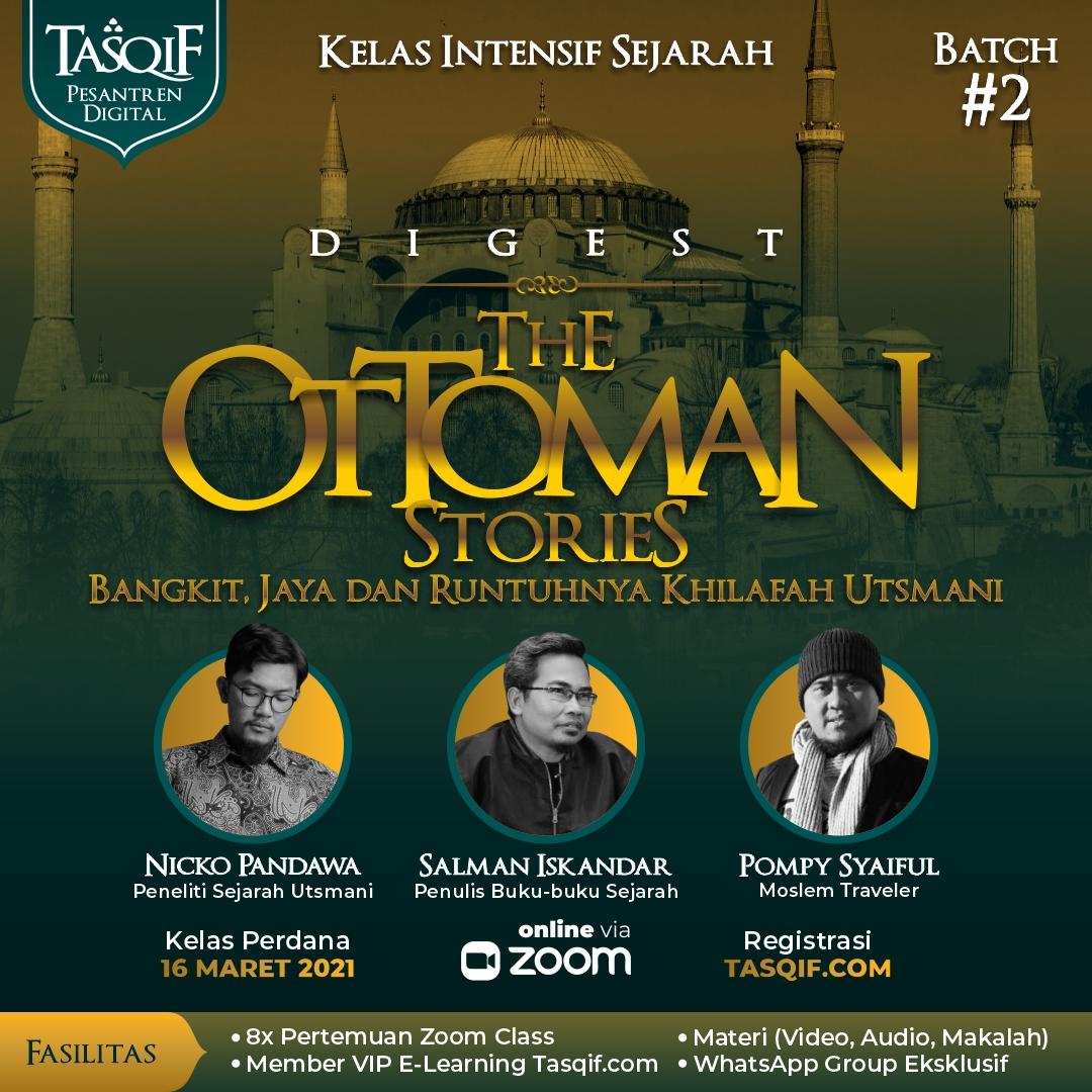 The Ottoman Stories Batch #2