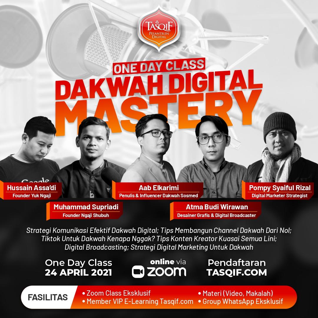 Dakwah Digital Mastery