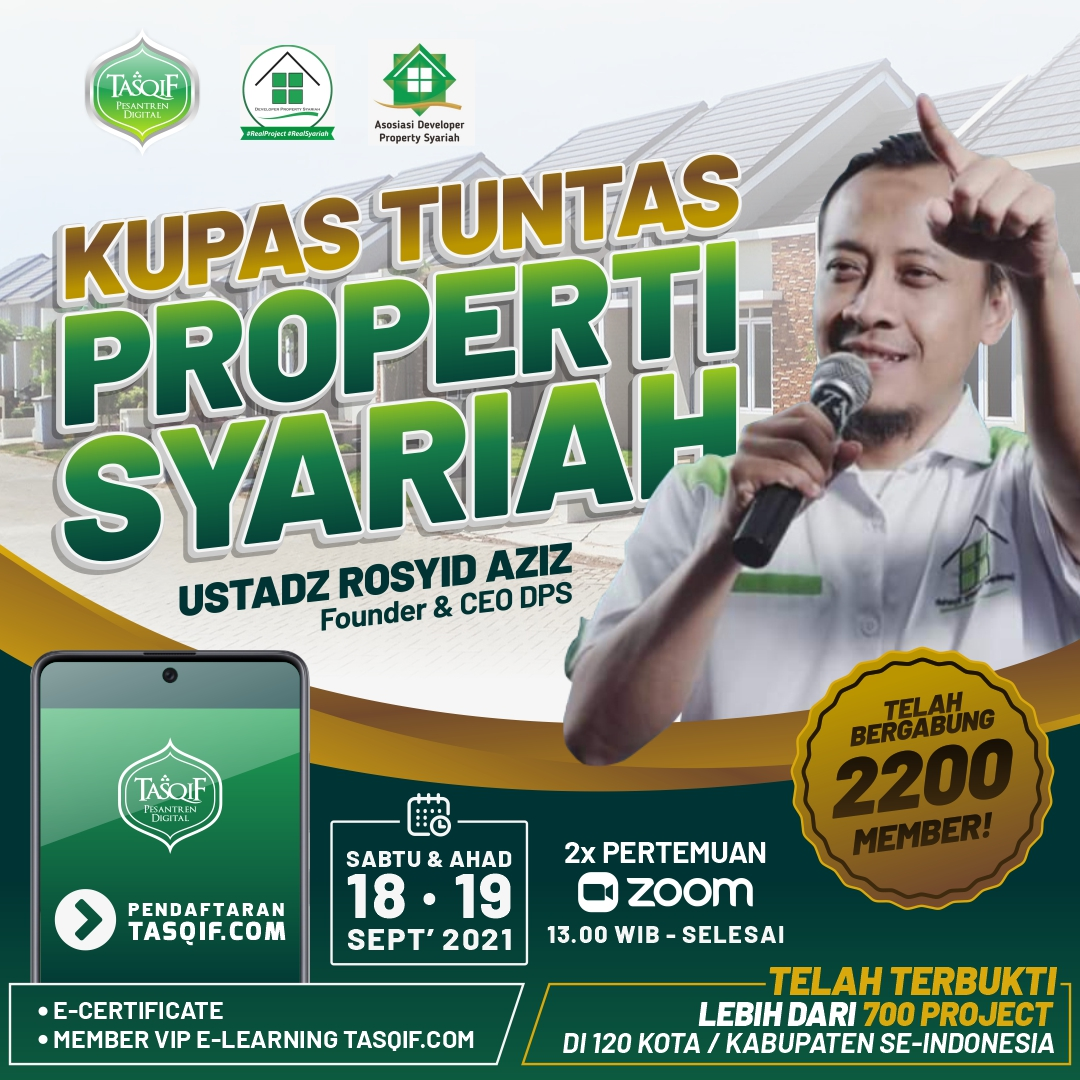 Kupas Tuntas Property Syariah