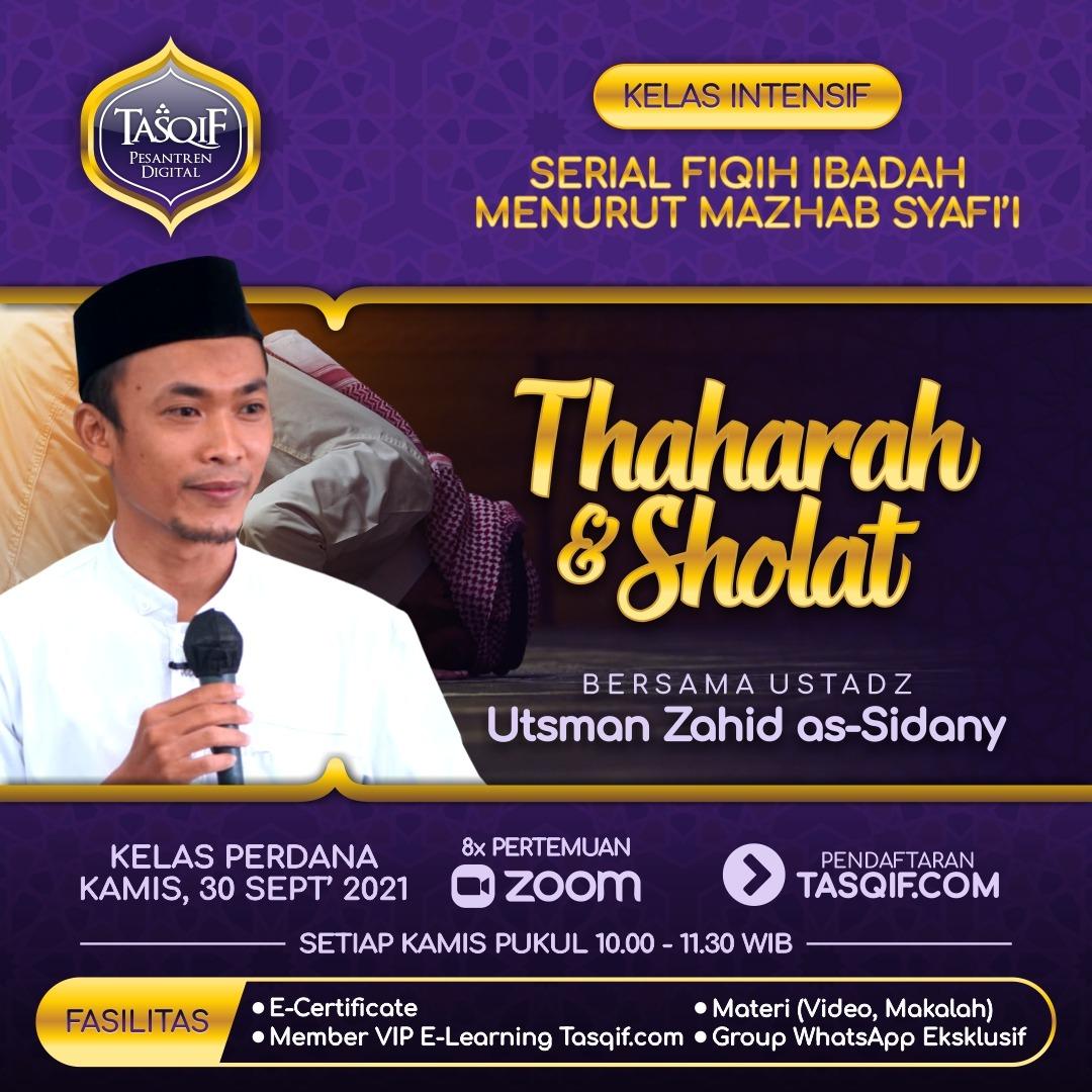 Fiqih Thaharah dan Sholat