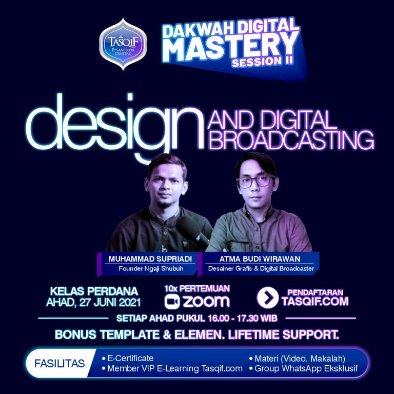 DDM II - Design & Digital Broadcasting