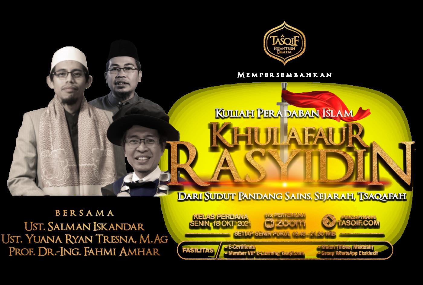 KULIAH PERADABAN ISLAM 1 - DAFTAR SEKARANG